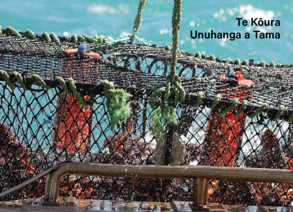 Te Kōura Unuhanga a Tama